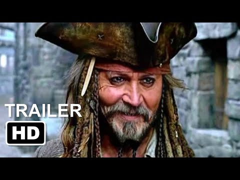 """Pirates Of The Caribbean 6: The Last Battle """"Teaser Trailer"""" (2022) Concept"""