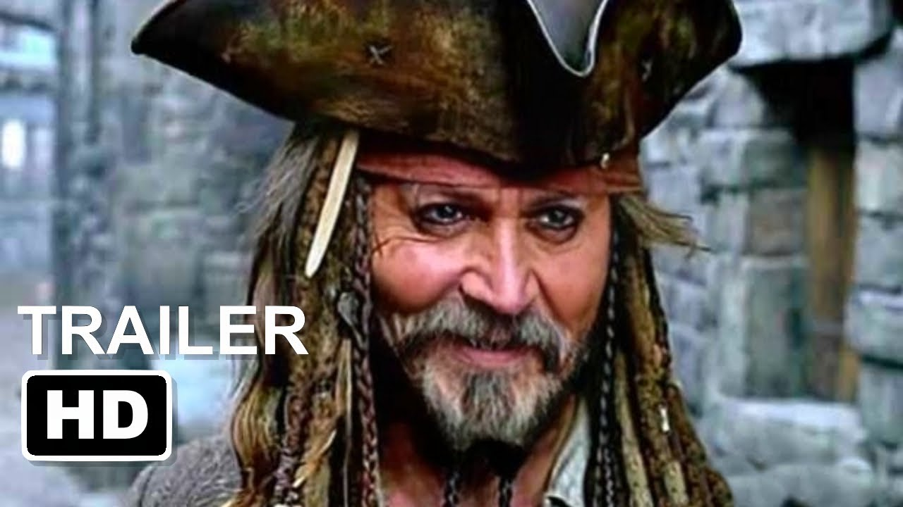 """Download Pirates Of The Caribbean 6: The Last Battle """"Teaser Trailer"""" (2022) Concept"""