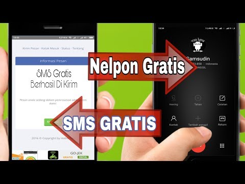 How To Free SMS And Call Calls To All Operators In Indonesia