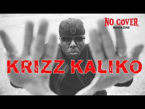 No Cover Interview with Musical Genius Krizz Kaliko