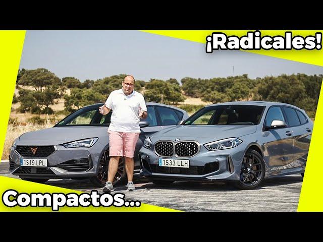 BMW M135i vs Cupra León | Comparativa