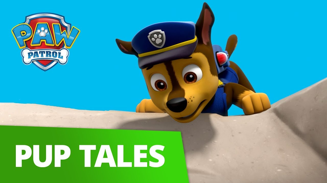 PAW Patrol   Pups Save a Shivering Sheep   PAW Patrol Official & Friends