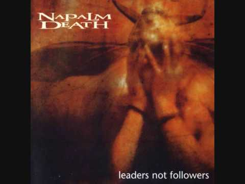 Napalm Death - Politicians (Raw Power cover)