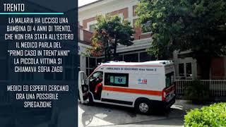Malaria nata in Italia ammazza bambina di 4 anni a Brescia