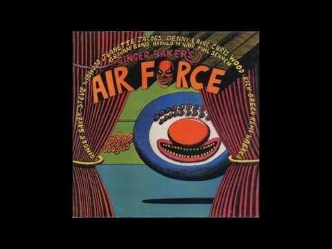 Ginger Baker's Air Force (1970) FULL ALBUM