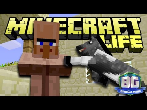 Taming A Horse - The Minecraft Life - Bro Gaming