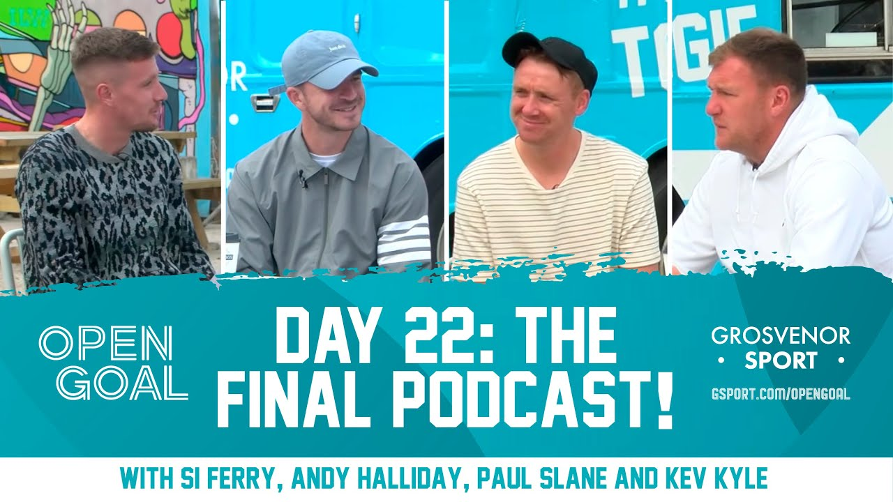 THE FINAL PODCAST | Euros Daily Podcast Day 22