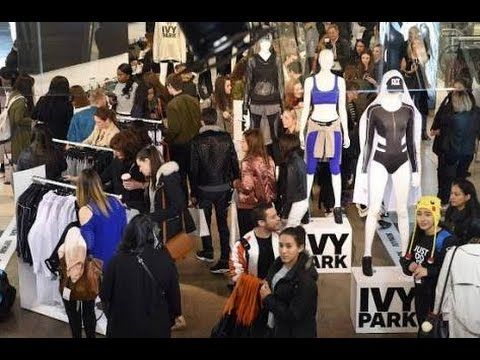 Beyoncé's Ivy Park Clothing Line Is Nearly Sold Out Just After Launch