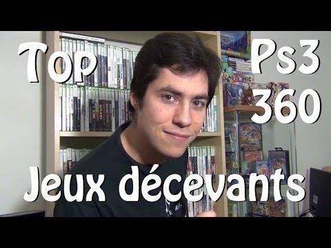 Top 10 des jeux PS3 / 360 les plus décevants