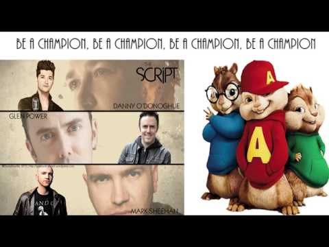 Alvin And The Chipmunks - Hall Of Fame Lyrics (Ft. The Script)