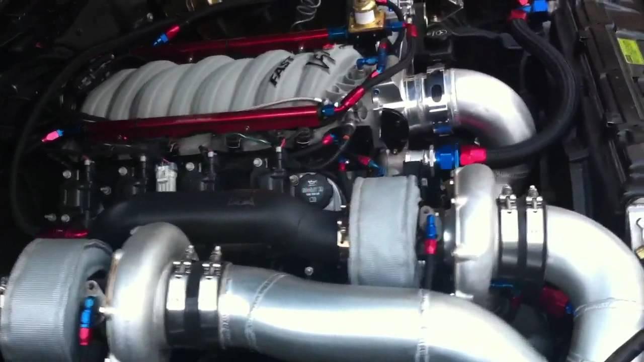 369 LSX Twin Turbo Buick Grand National - YouTube