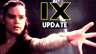 Star Wars Episode 9 Update & More!