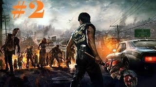 Dead Rising 3 Walkthrough Part 2[HD 720P NO commentary]