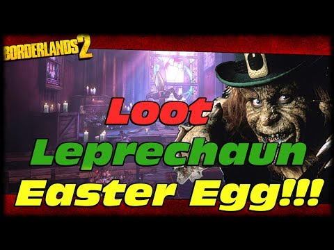 Borderlands 2 Loot Leprechaun In Miss Moxxi's Wedding Day Massacre Headhunter DLC! from YouTube · Duration:  3 minutes 20 seconds