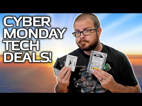 Why I Only Bought SSDs So Far... (CYBER MONDAY DEALS!)