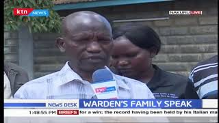 Family of slain prison warden asks police to hasten investigation process