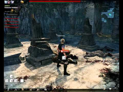 vindictus free to play fighting massively multiplayer online game