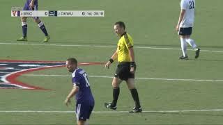 Men's Soccer - 2020/2021 NAIA National Championship -Missouri Valley vs Oklahoma Wesleyan 10-05-2021