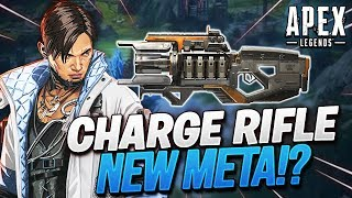 IS CHARGE RIFLE THE NEW META!?