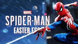 The Best Easter Eggs in SPIDER-MAN (2018)