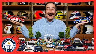 Billy Karam: Largest model car collection - Guinness World Records