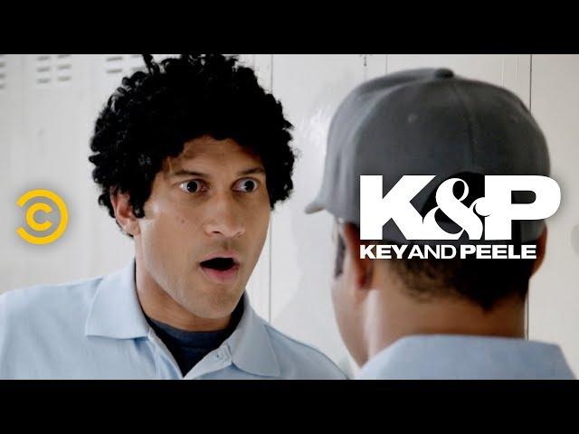 Biracial Penis - Key & Peele