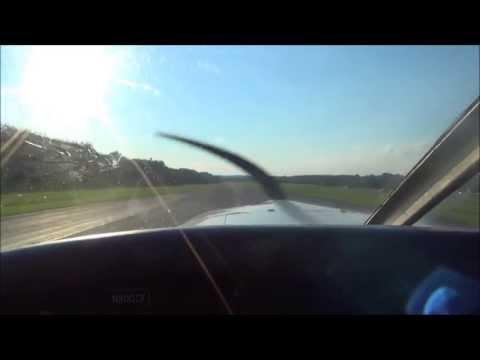 My 100th Video!!! | Piper Saratoga [COCKPIT] Takeoff & Landing KGAI