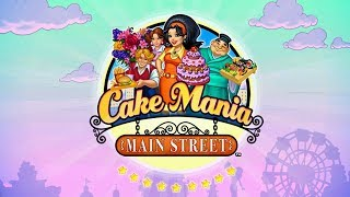 Cake Mania - Free 2 Play Time Management Game