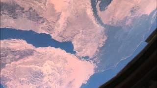 Nile red sea suez