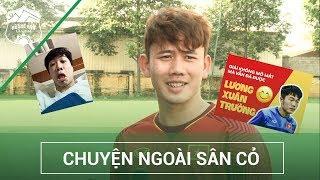 Minh Vương tiết lộ Xuân Trường đẹp trai, Văn Toàn điệu nhất U23 Việt Nam | HAGL Media