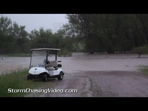 6/11/2015 Elizabeth, CO Flash Flooding of Spring Valley Ranch, Golf Course