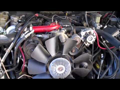 6.5 DIESEL ENGINE - HOW TO BOMB PROOF IT