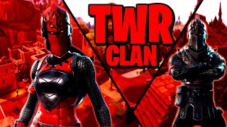We Live| TWR Clan| Playing With a Guy With AimBot|#Fortnite