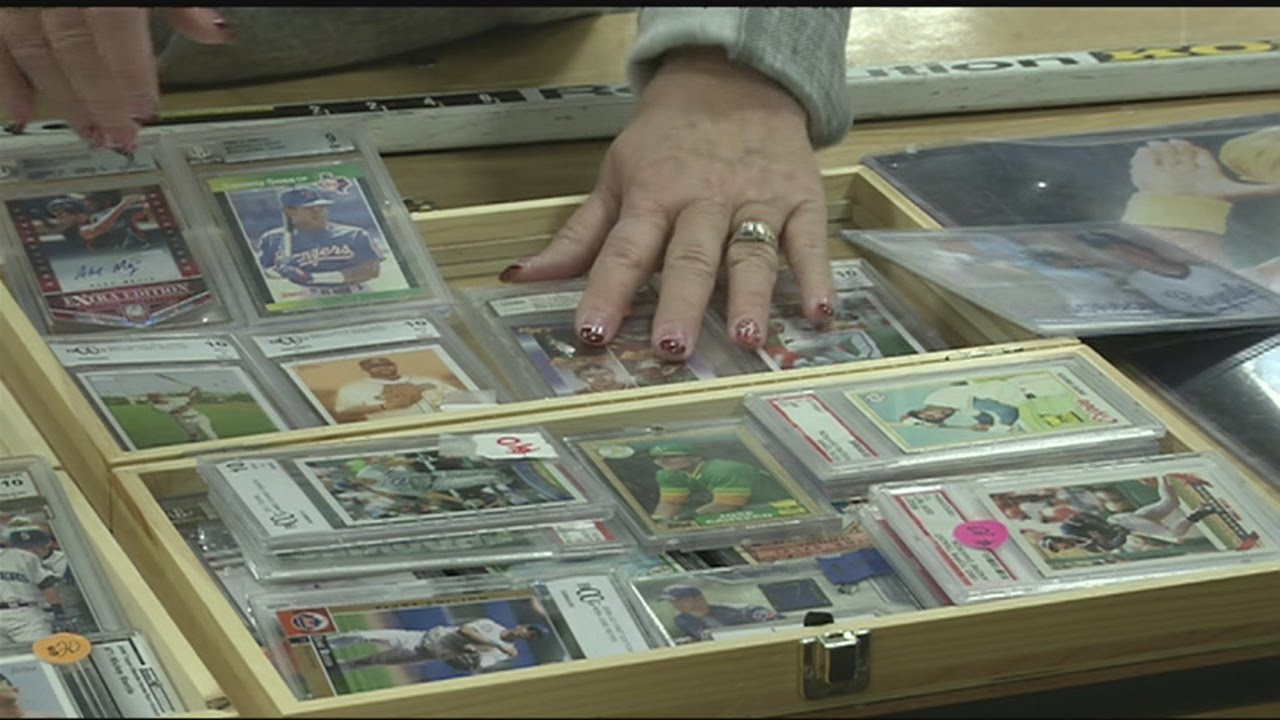 Young Boy Continues To Sell Baseball Cards To Help Friend With Cancer