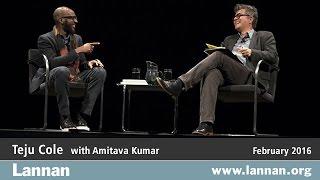 Teju Cole Conversation 3 February 2016