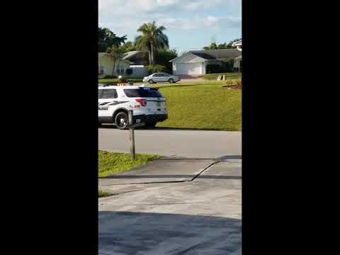 Jim Show - Dog Drives In Circles For An Hour - Guess Which State? FLORIDA!!