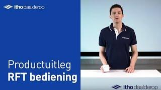 RFT bediening Ventilatie - Productuitleg - Itho Daalderop