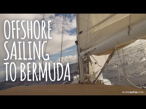 Offshore Sailing To Bermuda