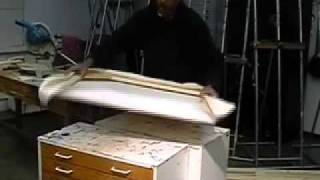 How To Build A Fine Art Canvas Stretcher For Gallery Painting Display Part 8 Of 8