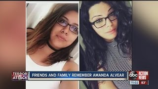 Friends and family remember Amanda Alvear