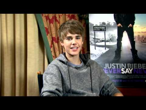 Justin Bieber Interview on Family Channel PT1