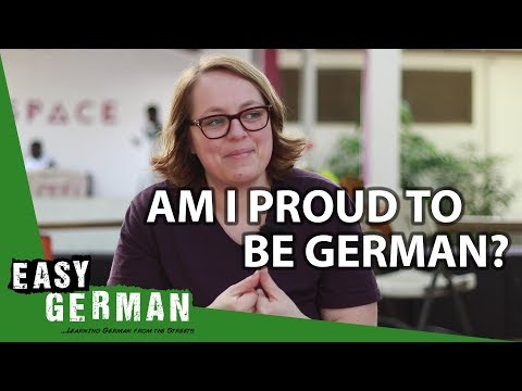 German Dialects | Am I proud to be German? | Cari antwortet (49)