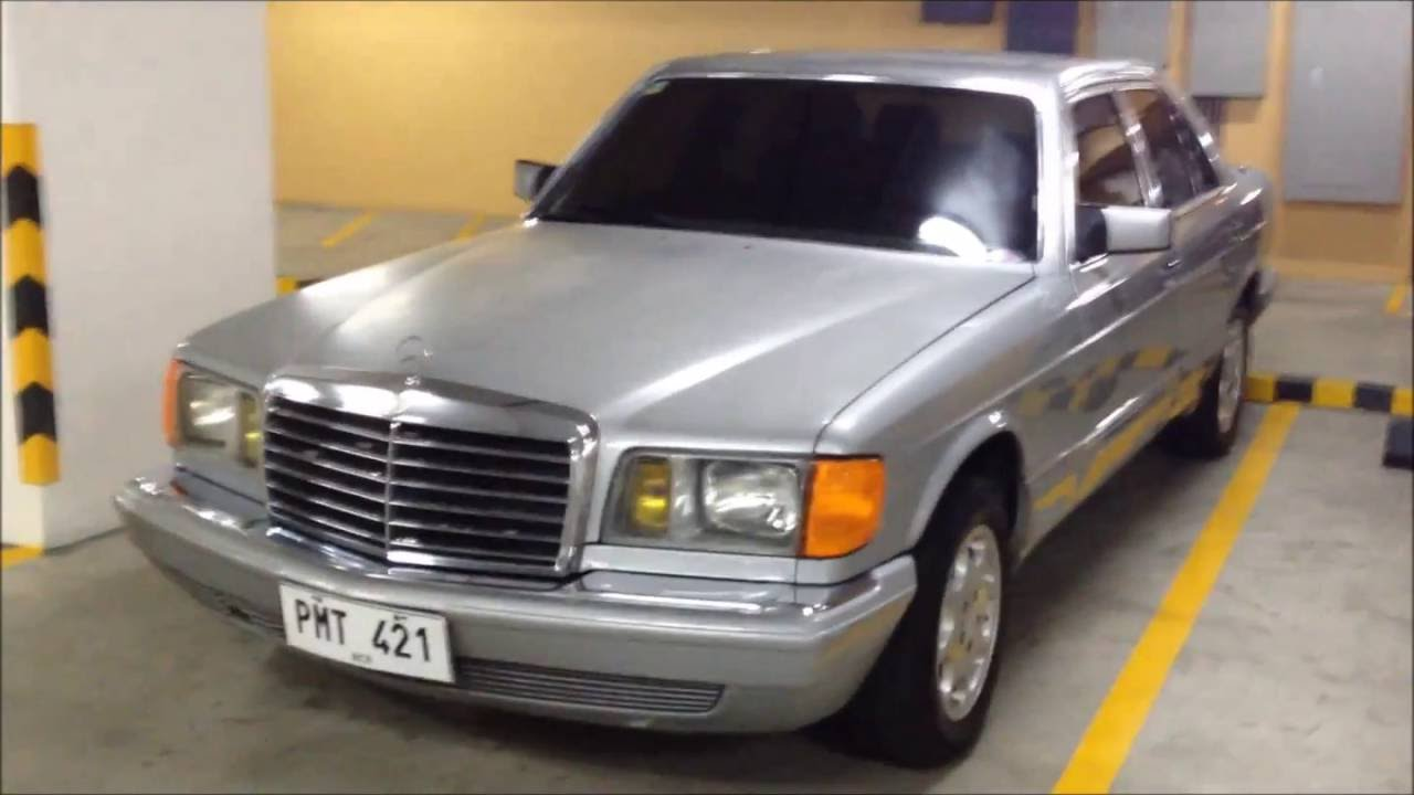 1981 mercedes benz w126 300sd driving impressions youtube for 1981 mercedes benz 300sd