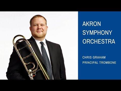 Akron Symphony Profile: Chris Graham