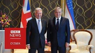 Британия вазири Мирзиёевни Горбачёвга қиёслади - BBC Uzbek