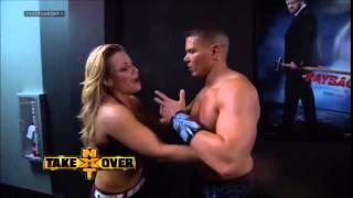 Nattie (Natalya) & T.J (Tyson Kidd): Visions