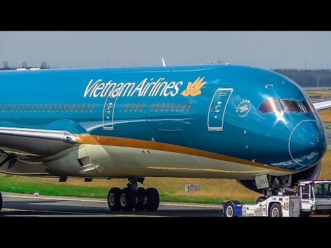 AMAZING SUMMER PLANE SPOTTING at FRANKFURT AIRPORT (FRA) | A380, B747, B787 + more | 2017