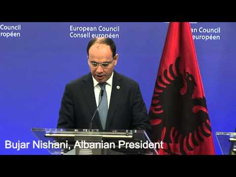 #Albania discusses accession and migration with EU