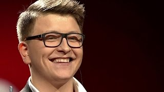 """The Voice of Poland VI – Daniel Cebula-Orynicz – """"Mirrors"""" – Live"""
