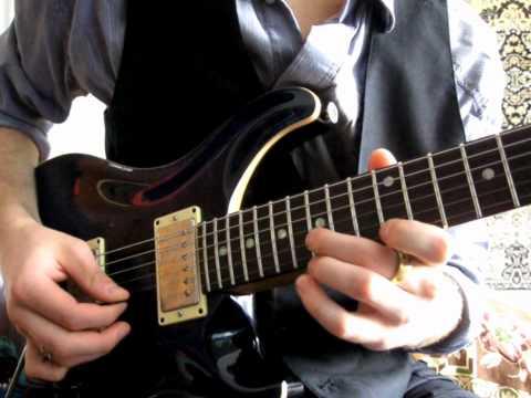 Уроки гитары. Guitar lessons. Упражнения для левой руки